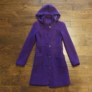Nordstrom BP Purple Coat